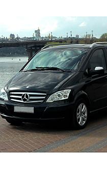 Минивэн такси Кацивели - Феодосия